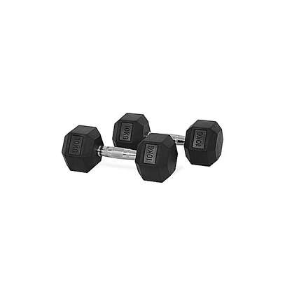 DUMBBELL SET/WEIGH/GYM image 2