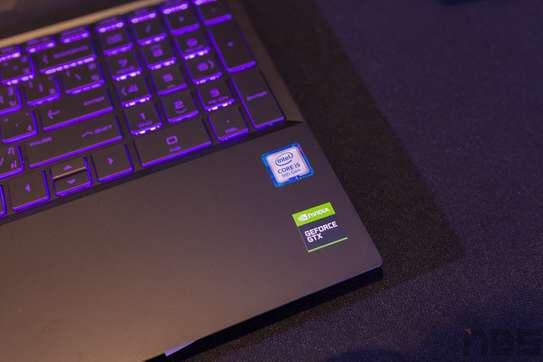 Hp pavilion Gaming 2019  Core i7 with dedicated nvidia graphics 1070 image 2