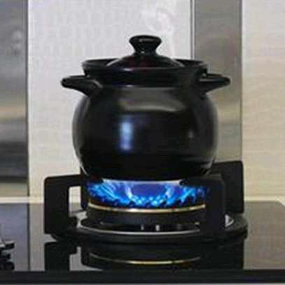 Ceramic cooking pot image 1