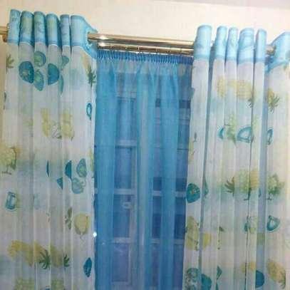 Beautiful kitchen curtains image 4