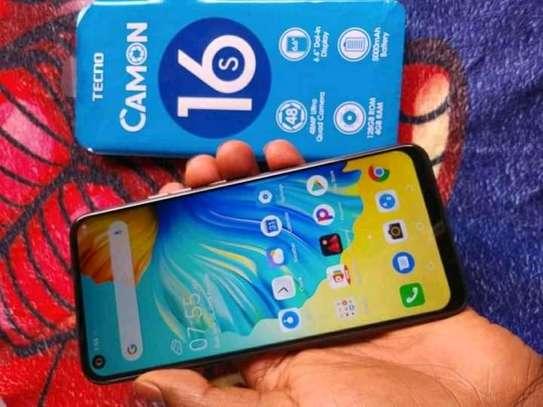 mobile tecno camon 16s image 3
