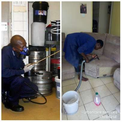 Pest control and cleaning services image 1