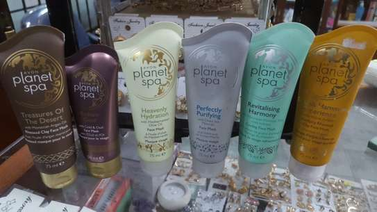 Avon Planet Spa Relaxing Provence Spa  Cream