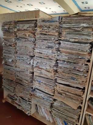 We Buy Old Newspapers(a kilo ksh 50) image 3