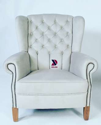 Wingback Accent Chairs. image 3