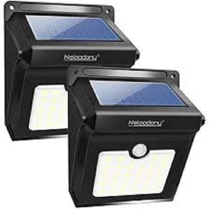 Solar Motion Sensor Light image 1