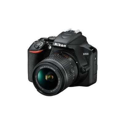 Nikon D3500 18-55 VR KIT AF-PDX NIKKOR 18-55MM F/3.5-5.6G VR image 1