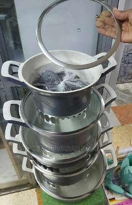 Bosch 10pieces Granite Cookware Set. image 1