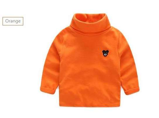 Kids Polo Neck