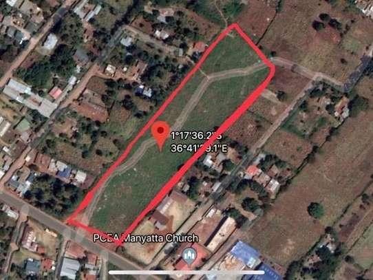commercial land for sale in Waithaka image 1