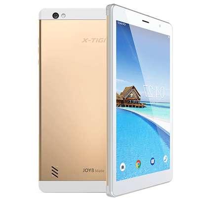 "X Tigi Joy8 Mate Tablet - 8.0"" - 32GB - 1GB RAM - 4000mAh - Wi-Fi image 1"