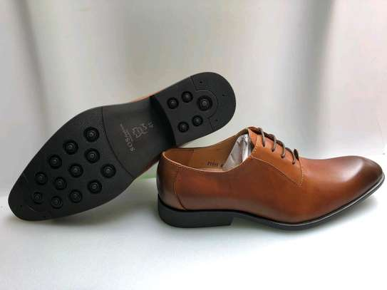 Italian official leather shoes