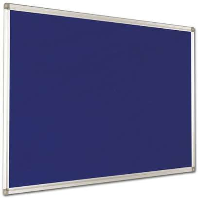 Pin Noticeboard 6ftx4ft image 1