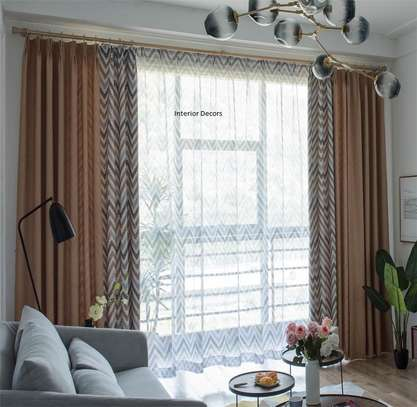 High-quality curtain and sheers image 3