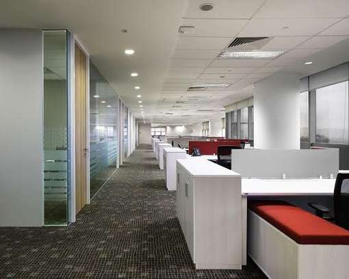 Furnished 1200 ft² office for rent in Nairobi Central image 3