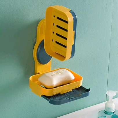 Double soap holder image 2