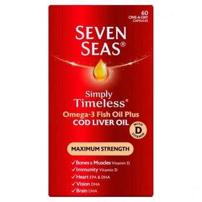 Seven Seas CLO Maximum Strength Caps 60`S