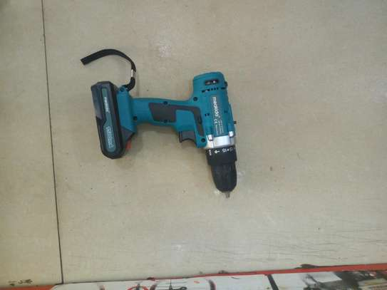 Meakida Cordless Drill 18V image 3