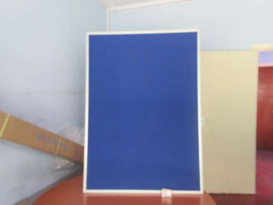 NOTICE BOARDS WITH FABRICS