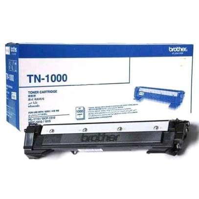 Brother TN-1000 Black Toner Cartridge Refills image 3