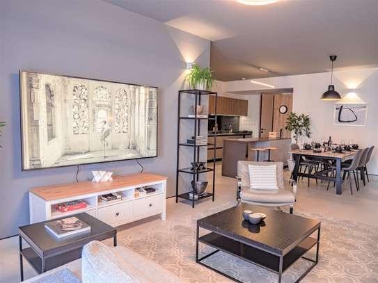 Furnished 2 bedroom apartment for rent in Kilimani image 6