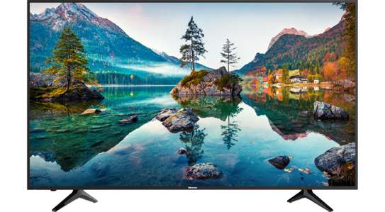 "Hisense 55A6100UW - 55"" - 4K UHD LED Smart TV - Black"