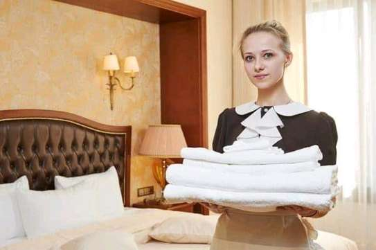 Housekeeper and hotels image 1