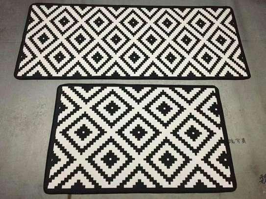 2 in 1 Kitchen long mat /bedside mat /corridor mat image 3