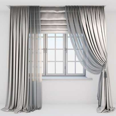 Curtains with Sheers image 3