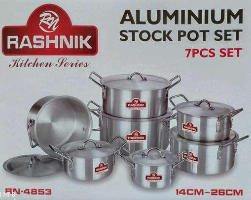 aluminum pots image 1