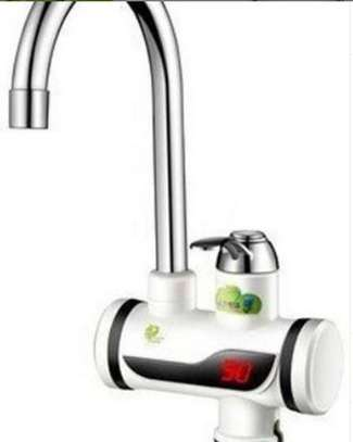 Electric instant tap water heater image 1