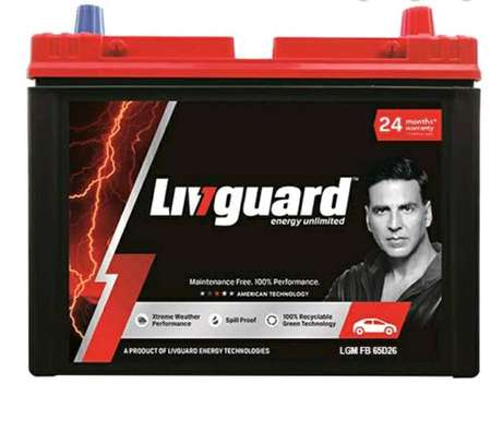 12volt Livguard Automotive Batteries 70ah image 1
