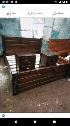 bed mahogany image 1