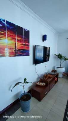 Furnished 2 bedroom apartment for rent in Mkomani image 4