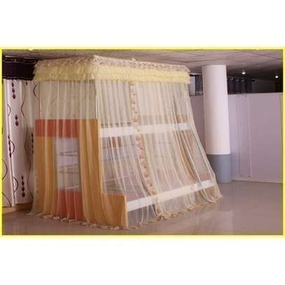 Quality Mosquito Nets: Round,Double decker,Rail,Stand Net image 1
