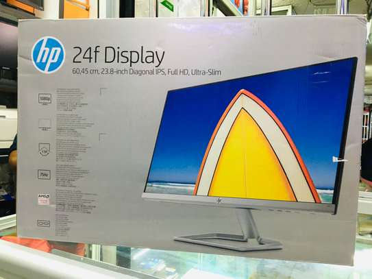 HP 24F IPS Display with LED Backlight