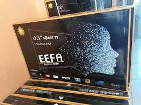 Eefa Smart Android Frameless Fhd TV 43 Inch image 1