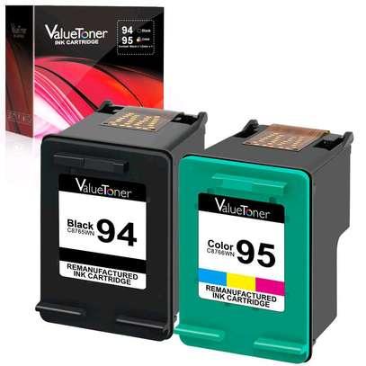 94 black 95 color Inkjet cartridge C8765WN image 5