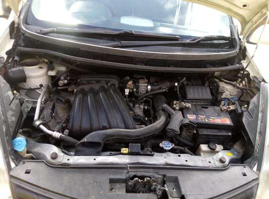 Nissan Note 2009 model on quick sale image 11