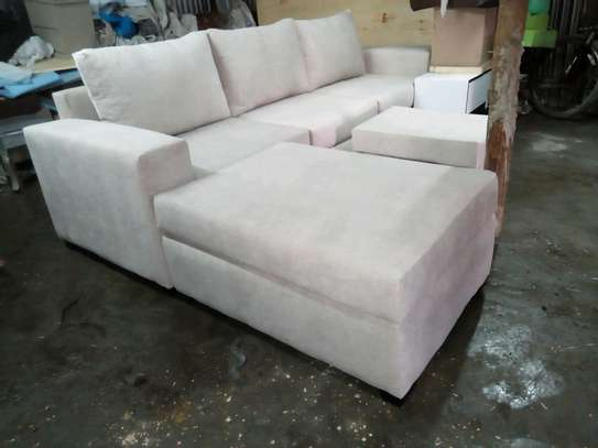 L shaped sofa image 1