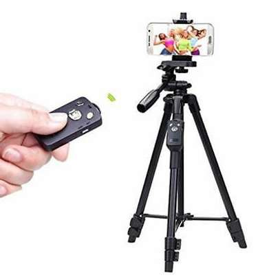 Tripod YUNTENG VCT-5208 Bluetooth Remote Controller For Mobile Phone image 3