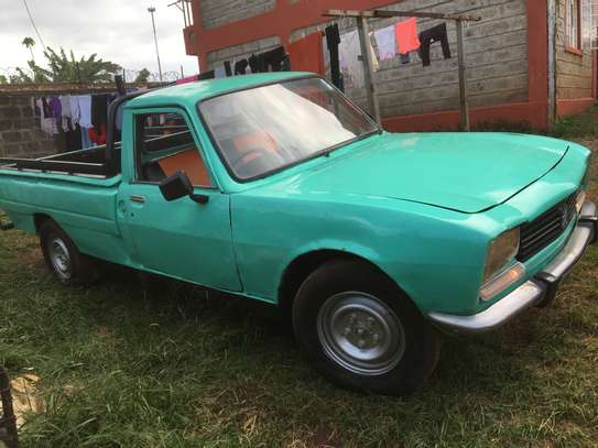 Peugeot 504 Pickup , 1800cc (Ready Papers) image 1