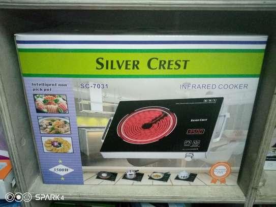 Silver Crest Infrared Cooker image 1