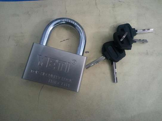 YETI padlock