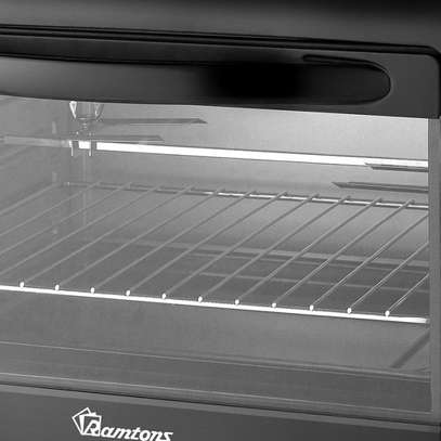 OVEN TOASTER FULL SIZE BLACK- RM/342 image 3