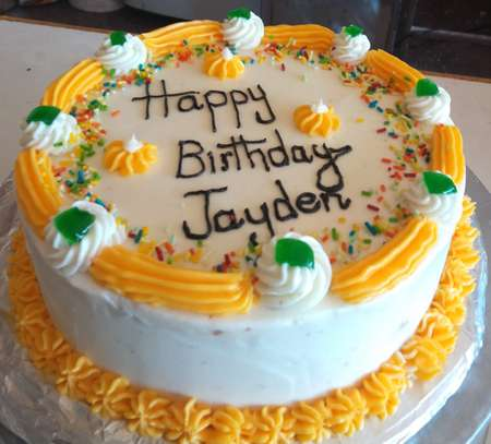 Birthday Cakes image 1