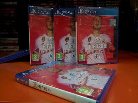 PS4 FIFA 20 - BRAND NEW image 2