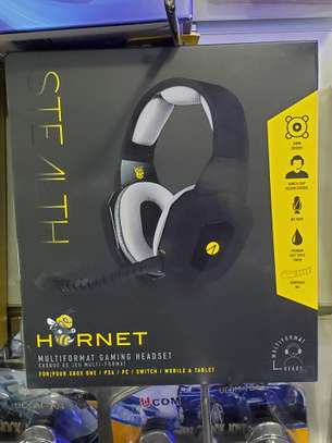 HORNET GAMING HEADSETS image 2