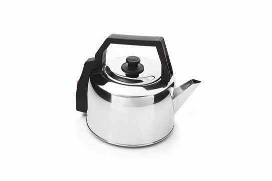 RAMTONS TRADITIONAL ELECTRIC KETTLE 3.5 LITERS STAINLESS STEEL- RM/262 image 1