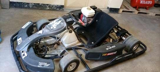 Nascar cart racing image 2